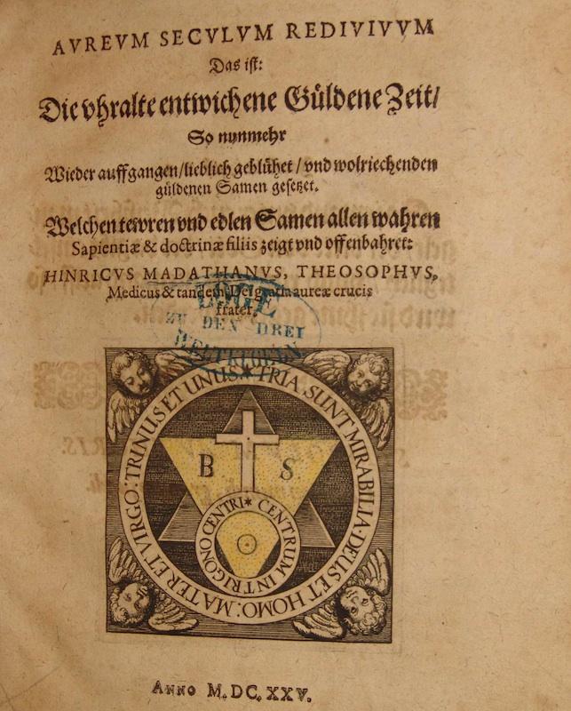 Aureum Saeculum Redivivum Henricus Madathanus